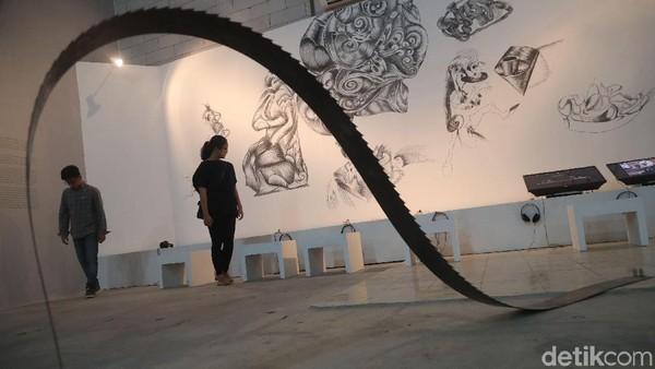 Seniman Irak Gelar Seni Performans di Jakarta Biennale 2017