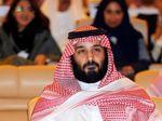 Sambut Hangat Putra Mahkota Saudi, Trump: Kita Saling Mengerti