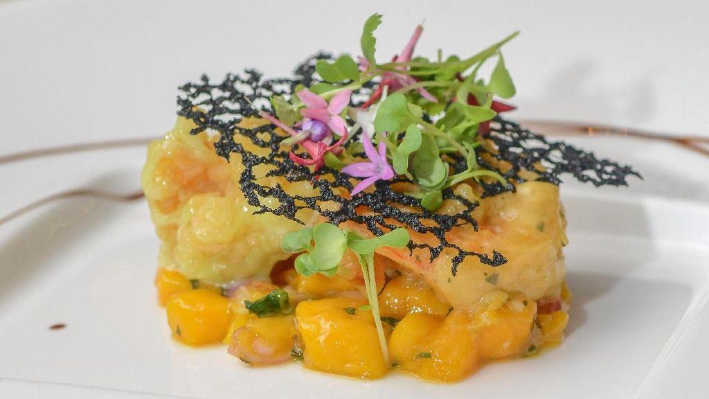 Chef Sam Leong Bawa Udang Wasabi Mayo Andalannya ke Jakarta