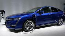Honda: Teknologi Mobil Rendah Emisi Kami Sudah Lengkap