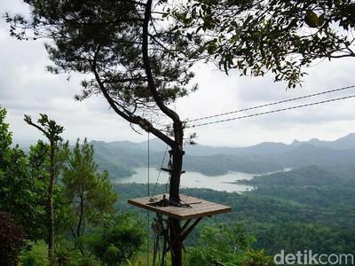 Kalibiru, Destinasi Instagenic dengan Panorama Cantik