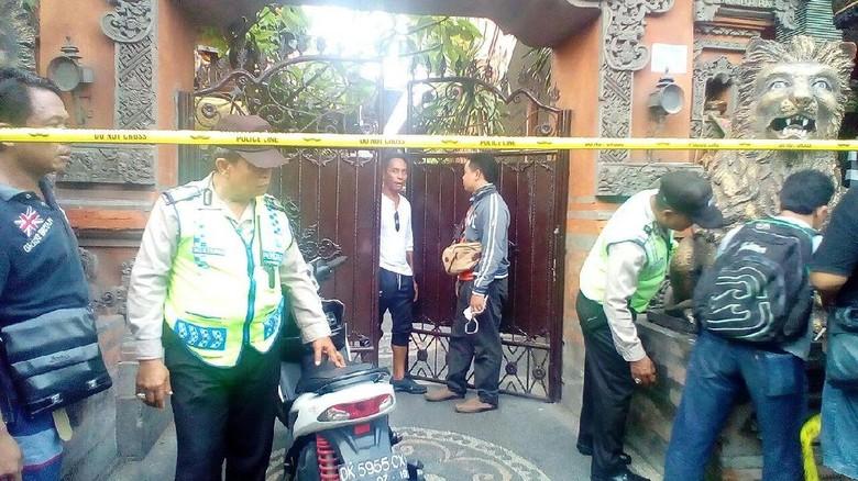 Rumah Anggota DPRD Bali Digerebek: Sabu, Pistol dan Ruang Nyabu