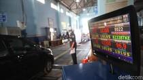 Ternyata Taksi Online Juga Ikut Uji KIR
