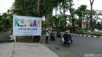Spanduk KOPDAR Khofifah-Emil Dardak Juga Nongol di Surabaya