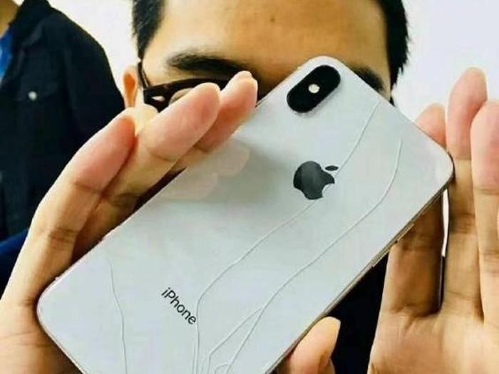 iPhone X. Foto: istimewa