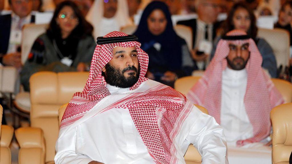 Warga Saudi Tak Percaya 11 Pangeran Diciduk Gara-gara Korupsi