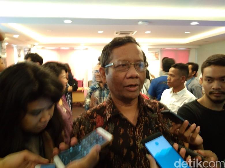Mahfud MD Ingatkan PSI: Jangan Sampai Kirim Wakil ke KPK