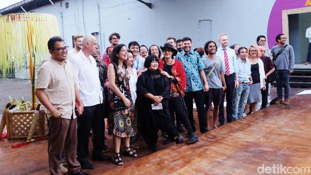 Selama 11 Hari, Jakarta Biennale 2017 Diisi Seni Performans