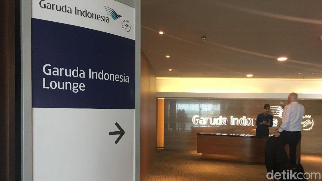 Garuda Indonesia Diperkirakan Masih Merugi di 2017