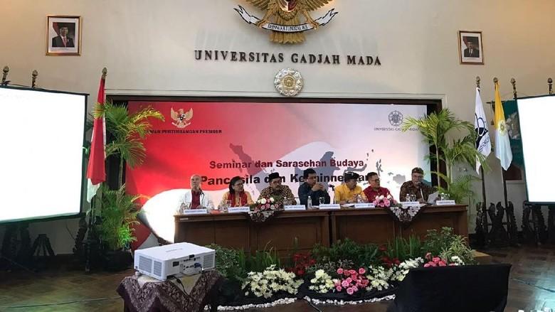Waketum Indonesia Anut Paham Bukan - Jakarta Wakil Ketua Umum MUI Zainut Tauhid mengatakan Indonesia adalah negara yang menganut paham Indonesia bukan negara yang