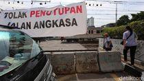 Perlintasan KA Ditutup Total, Warga Kemayoran Protes