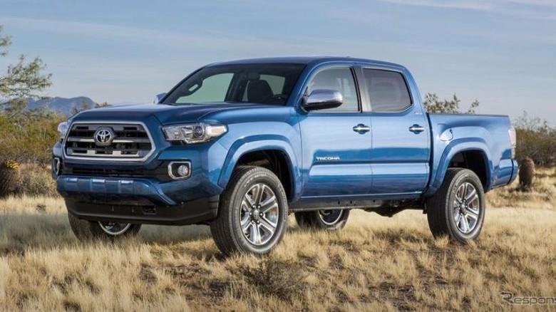 Toyota Kurangi Produksi Mobil di Meksiko