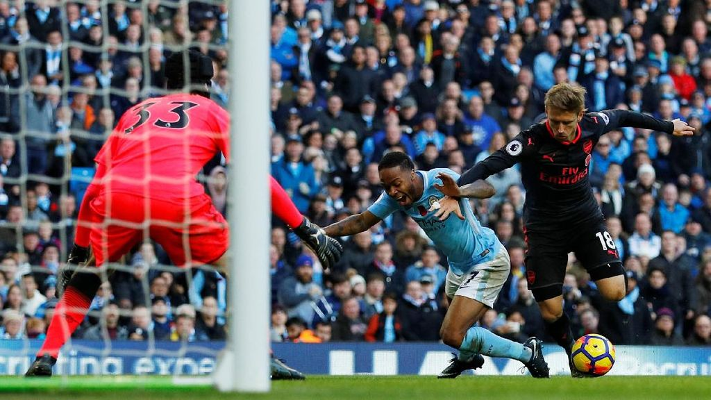Polling detikSport: City Kalahkan Arsenal di Final Piala Liga Inggris