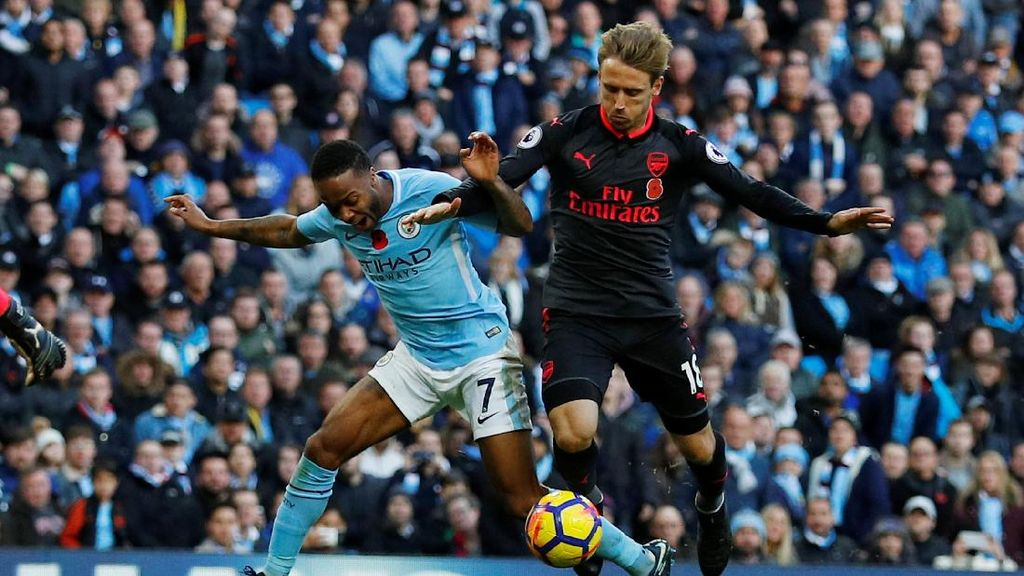 Menurut Kolo Toure, Ini yang Bikin City Akan Kalahkan Arsenal