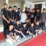 Keren, Anak Motor di Aceh Bantu Pesantren yang Terbakar