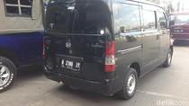 Pakai Pelat Palsu, Mobil Antar-Jemput Sekolah Disita Polisi