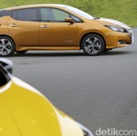 Wusss! Ngacir Bareng Mobil Listrik Paling Laris di Muka Bumi