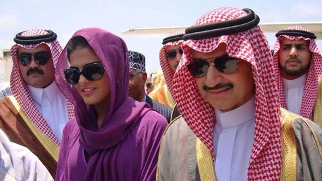 Mengintip Gaya Hidup Mewah Pangeran Alwaleed yang Terciduk KPK Saudi