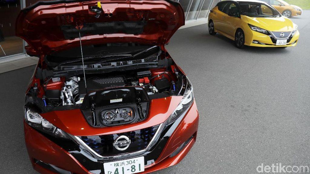 Nissan LEAF Akan Masuk Indonesia?