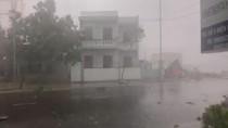 Foto: Begini Dahsyatnya Topan Damrey yang Terjang Vietnam