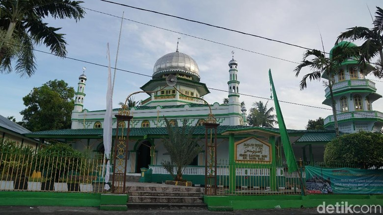 Foto: Masjid tertua di Banda (Syanti Mustika/detikTravel)