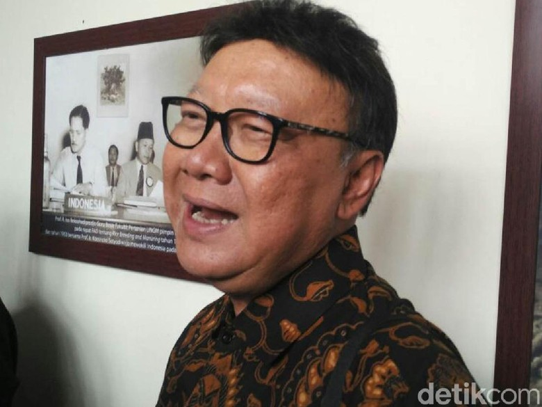 Kemendagri Belum Terima Salinan Putusan - Jakarta Menteri Dalam Negeri Tjahjo Kumolo belum menerima salinan lengkap putusan Mahkamah Konstitusi terkait penulisan penghayat kepercayaan di