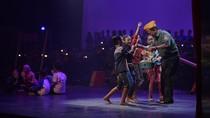 Operet Aku Anak Rusun Gandeng 40 Penari dan Ratusan Anak Paduan Suara