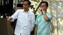 Jokowi Maju Pilpres 2019, Apa Kata Gibran?