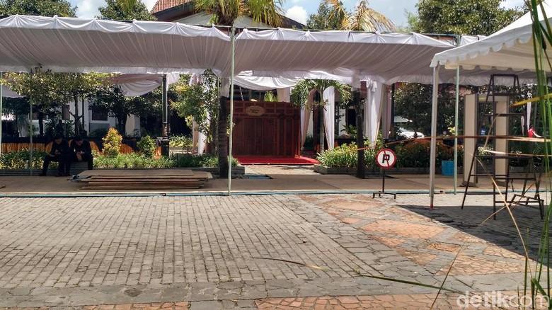 Cek Lokasi Pernikahan Kahiyang, Gibran Rakabuming: Aman