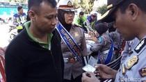 Operasi Zebra, Polisi Temukan Pengendara Pakai SIM Diduga Palsu