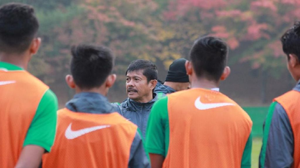 Soal Nasib Indra Sjafri, Edy Rahmayadi: Pelatih Italia Saja Dipecat