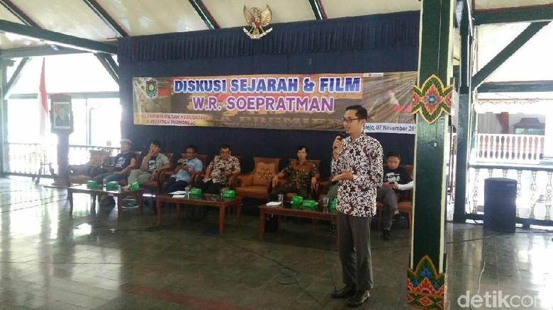 Film Wage Perkuat Sejarah Lahirnya WR Supratman di Purworejo