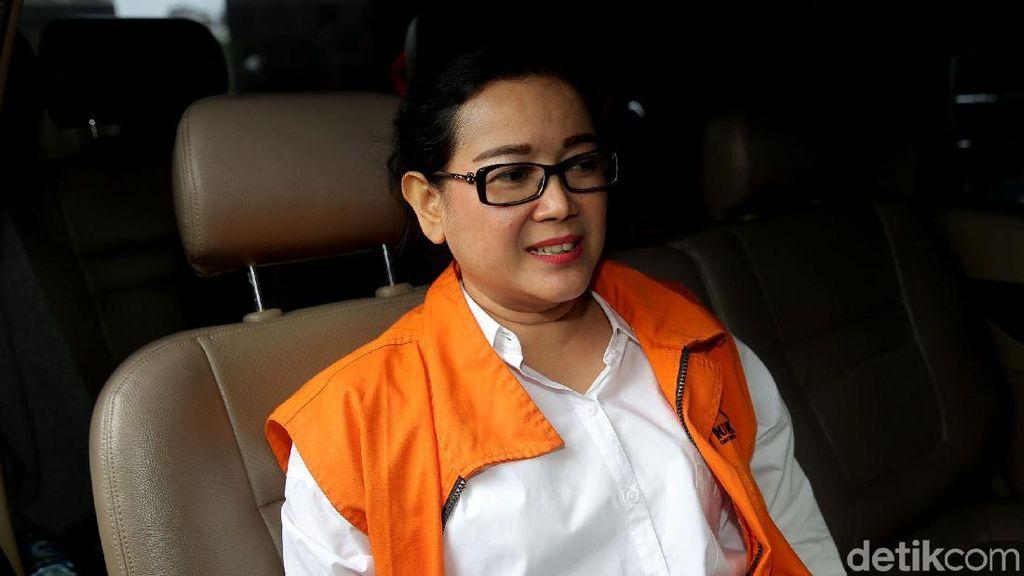 Miryam Keberatan Divonis 5 Tahun Penjara