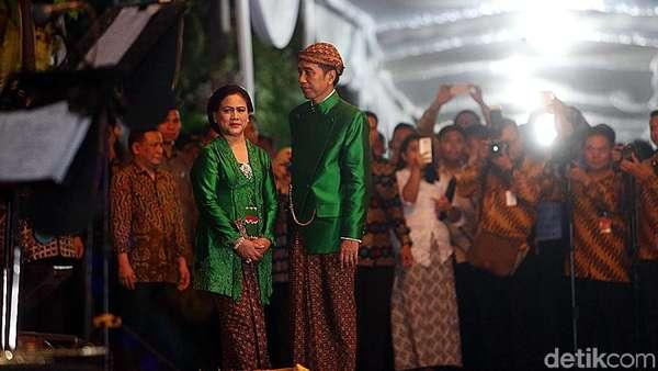 Order Rental Mobil Naik 3 Kali Lipat Selama Gelaran Jokowi Mantu