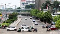 Polisi: Pembatasan Motor di Jakarta Tetap Diperlukan
