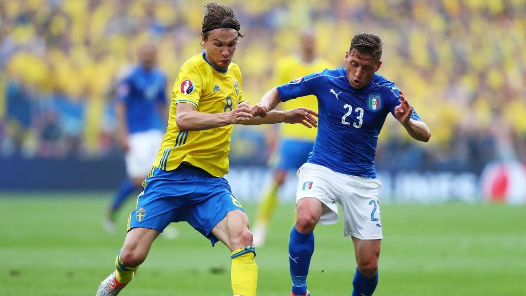 Ranieri Sebut Italia Harus Kejar Hasil Bagus di Swedia