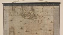 Disangka Lenyap, Peta Langka Australia Ditemukan di Loteng