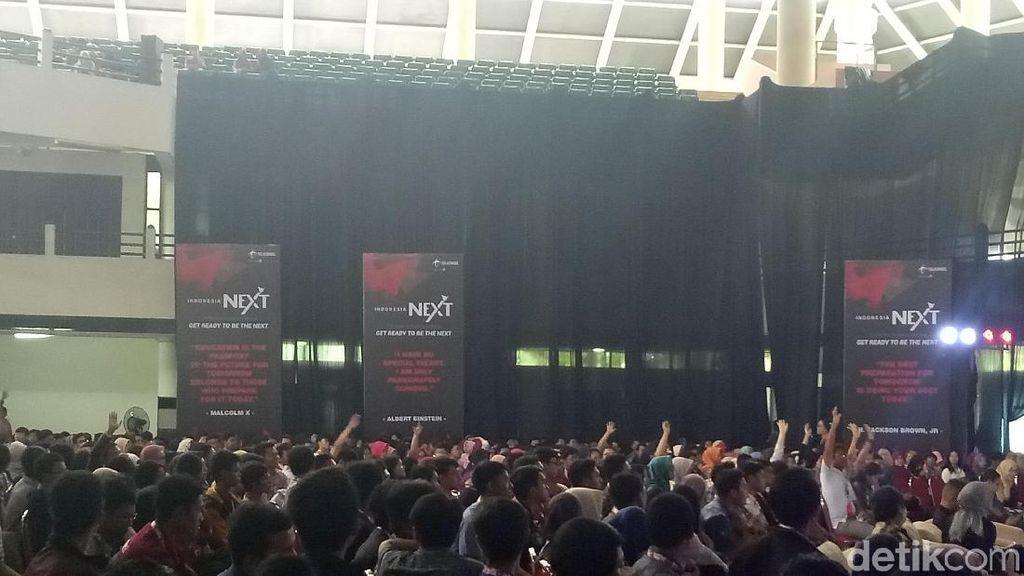 Ribuan Anak Muda Surabaya Tuai Inspirasi di IndonesiaNEXT