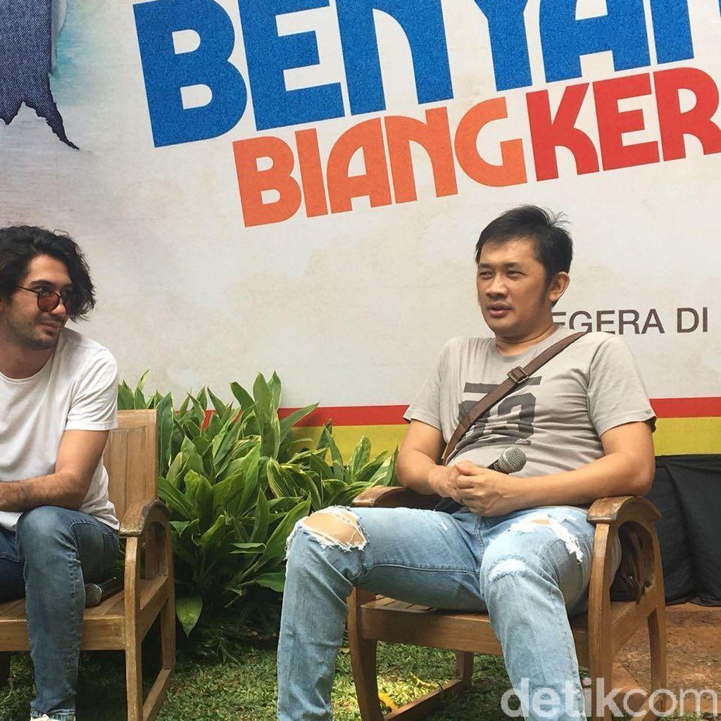 Cerita Hanung Bramantyo Pertama Kali Garap Film Musikal