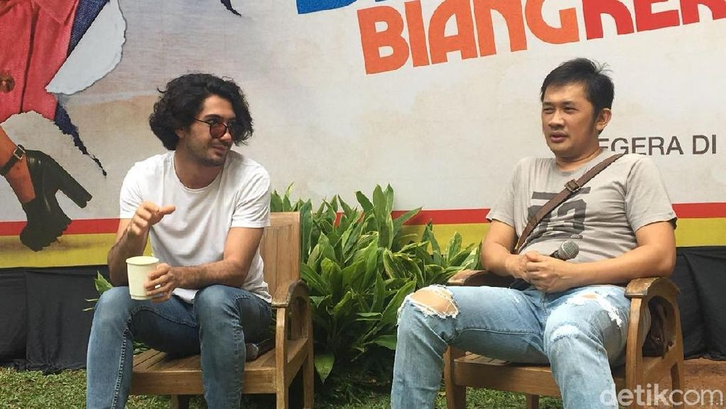 Cerita Hanung Baramantyo Pertama Kali Garap Film Musikal