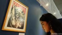 Jakarta Biennale 2017 Beri Penghormatan pada Semsar Siahaan