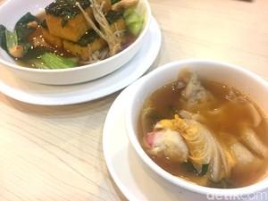 Tako Suki: Puas Makan Suki dengan Isian Sesuai Selera di Resto Jepang China