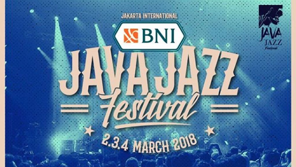 Usung Celebrate Jazz in Diversity,  Java Jazz 2018 Akan Tampil Beda