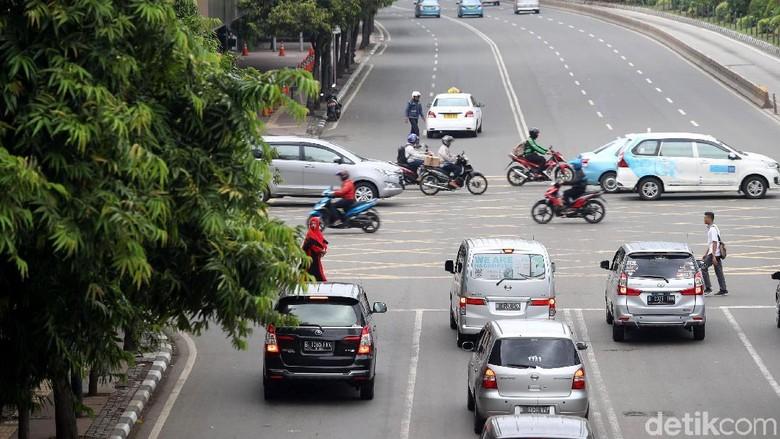 Wacana Pencabutan Larangan Motor di Jakarta Tetap Perlu Dikawal