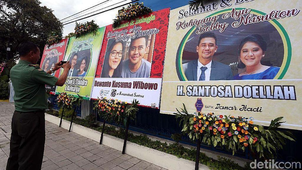 Jokowi Mantu, Omzet Pedagang Bunga di Solo Naik 4 Kali Lipat
