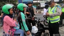 8 Hari Operasi Zebra, 11 Ribu Kendaraan di Jakarta Timur Ditilang