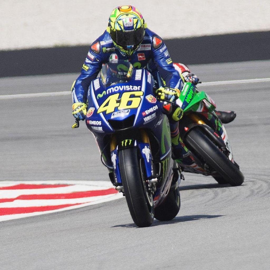 Rossi: MotoGP Tanpa Saya seperti Piala Dunia Tak Ada Italia