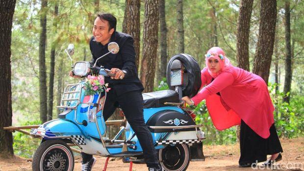 Ini Tempat Romantis di Bandung Buat Foto Prewedding