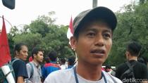 Tuntut Keselamatan Kerja, Buruh: Kami Menjual Tenaga Bukan Nyawa