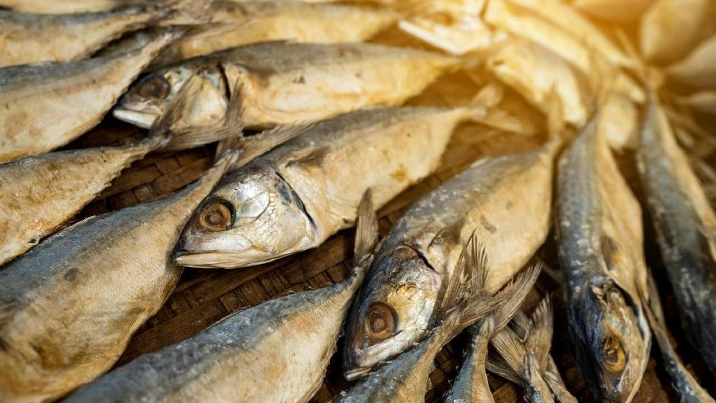 Sarapan dengan Menu Ikan Asin, Tingkatkan Risiko Kanker Nasofaring?